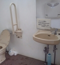 蓮根三丁目公衆トイレのオムツ替え台情報