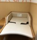 関西国際空港(国際線 出発)北ウイング ベビールームの授乳室・オムツ替え台情報