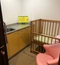 軽井沢町立 中軽井沢図書館(1F 児童書コーナー近く)の授乳室・オムツ替え台情報