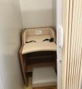 郡山市中央図書館(1F)の授乳室・オムツ替え台情報