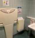 ヨドバシカメラ マルチメディア吉祥寺(3F)のオムツ替え台情報