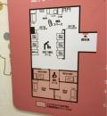 ゆめタウン久留米店 ベビー用品側(2F)の授乳室・オムツ替え台情報