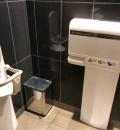 マクドナルド 大分中島中央店(1F)のオムツ替え台情報