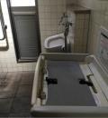 江古田の森公園 公衆トイレのオムツ替え台情報