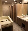 イオン北浦和店 女子トイレ(2F)のオムツ替え台情報
