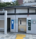 JR板橋駅東口 噴水広場のオムツ替え台情報