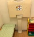 フレッシュあさご(1F)の授乳室・オムツ替え台情報