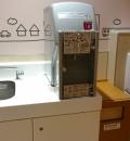 品川駅(中央改札内コンコース)の授乳室・オムツ替え台情報