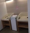 ビナガーデンズ(4F)の授乳室・オムツ替え台情報