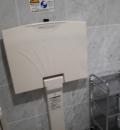 松本市美術館(各階のトイレ)のオムツ替え台情報