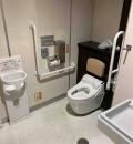 赤羽駅(改札内)(構内多目的トイレ)のオムツ替え台情報
