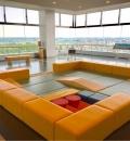 栃木県庁 15階展望ロビーの授乳室・オムツ替え台情報