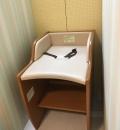 IDC大塚家具・大阪南港ショールーム(8F)の授乳室・オムツ替え台情報