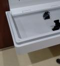 神戸ロフト(4F)のオムツ替え台情報