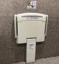 ファッションセンターしまむら中新田店(2F)のオムツ替え台情報