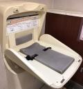 神楽坂駅(改札内)のオムツ替え台情報