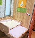 福島駅(西口側 東口連絡通路付近)の授乳室・オムツ替え台情報