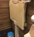 ステーキハウス&ファミリーレストラン にくスタ 千葉都賀店(1F)のオムツ替え台情報