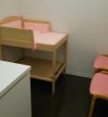 カルッツかわさき(ロビー階)の授乳室・オムツ替え台情報