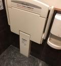 スシロー熊本富合店のオムツ替え台情報