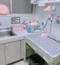 神垣小児科のオムツ替え台情報