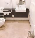 イースト21店舗多目的トイレ(1F)のオムツ替え台情報