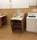いこらもーる(2F seria横)の授乳室・オムツ替え台情報
