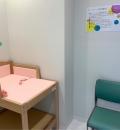 カルッツかわさき大ホールロビー階(ロビー、プレイルーム)(1F)の授乳室・オムツ替え台情報