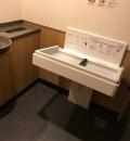 スターバックスコーヒー 名古屋志段味店(1F)のオムツ替え台情報