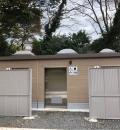 Ichikawa City Rose Gardenのオムツ替え台情報