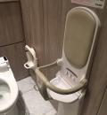 伊勢丹新宿店1階&地下1階女子トイレ(1F)のオムツ替え台情報