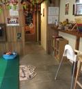 Lingua World Cafe(1F)のオムツ替え台情報