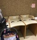 マリンワールド海の中道(2F)の授乳室・オムツ替え台情報