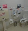 イオン津田沼店(3階 赤ちゃん休憩室)