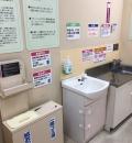 イオン仙台幸町店(2F)の授乳室・オムツ替え台情報