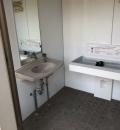 小池公園(公衆トイレ)のオムツ替え台情報