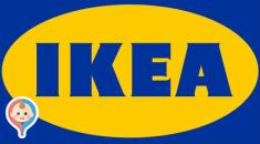 【みんな大好き】IKEAイケアの授乳室
