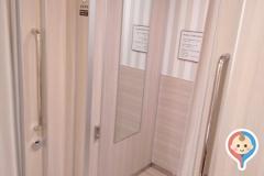 EMIRU(エミル)高槻(2F)の授乳室・オムツ替え台情報