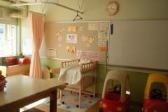 赤羽北児童館(4F)の授乳室・オムツ替え台情報