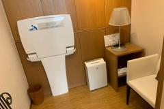 城西館(3F)の授乳室・オムツ替え台情報