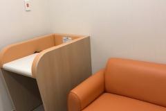 鹿児島厚生連病院 健康管理センター(3F)の授乳室・オムツ替え台情報