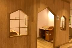 柏モディ(5F)の授乳室・オムツ替え台情報