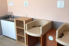 mamacafe(7F)の授乳室・オムツ替え台情報