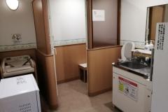 羽田空港 第2旅客ターミナル4F マーケットプレイス2(4F)の授乳室・オムツ替え台情報