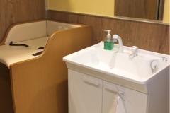 カインズホーム半田店(1F)の授乳室・オムツ替え台情報
