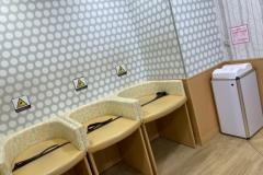 雲龍一包軒セブンパークアリオ柏店 アカチャンホンポ前(3F)の授乳室・オムツ替え台情報