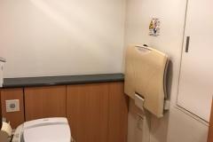 西武渋谷店B館(B1)のオムツ替え台情報