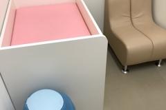 西松屋 足立梅島店(1F)の授乳室・オムツ替え台情報