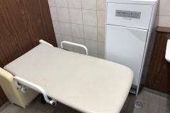 大府PA 上りの授乳室・オムツ替え台情報