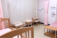婦中ふれあい館の授乳室・オムツ替え台情報